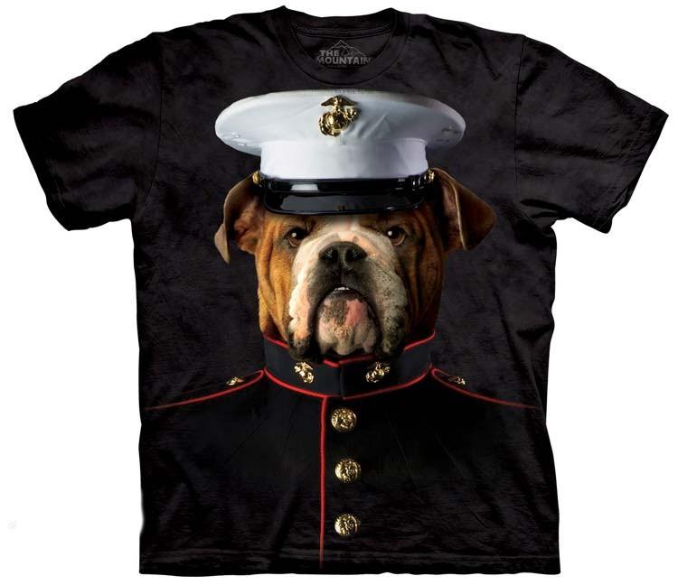 Bulldog Marine Shirt