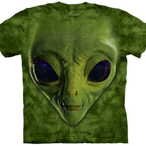 Green Alien Shirt