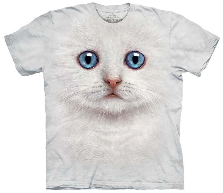 Ivory Kitten Shirt