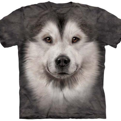 alaskan malamute shirt