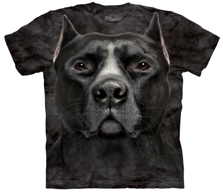 black pit bull shirt
