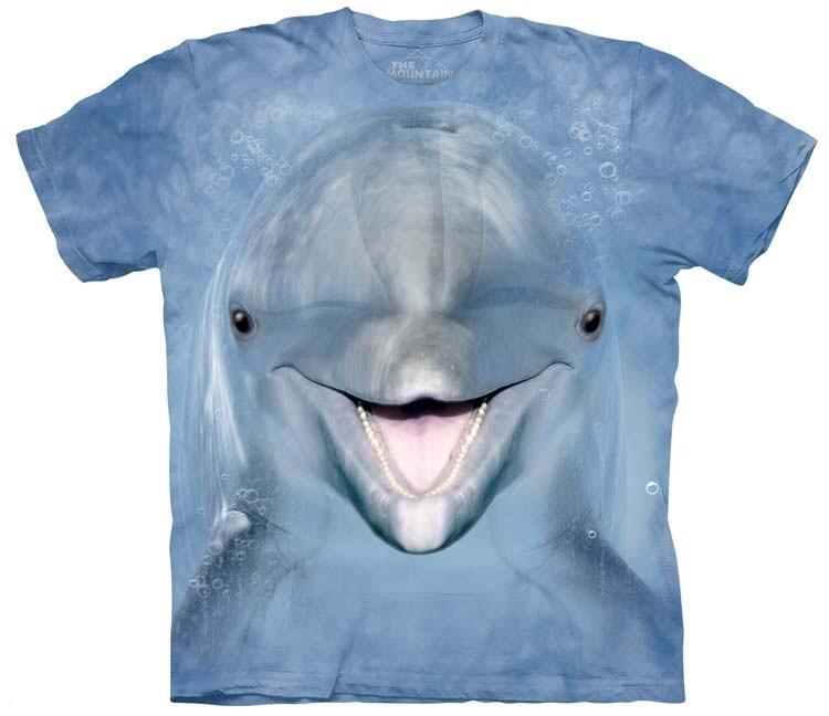 Dolphin Face Shirt