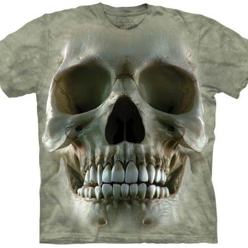 Big Face Skull Shirt