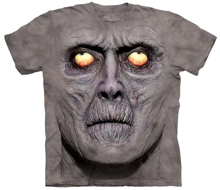 Zombie Portrait Shirt