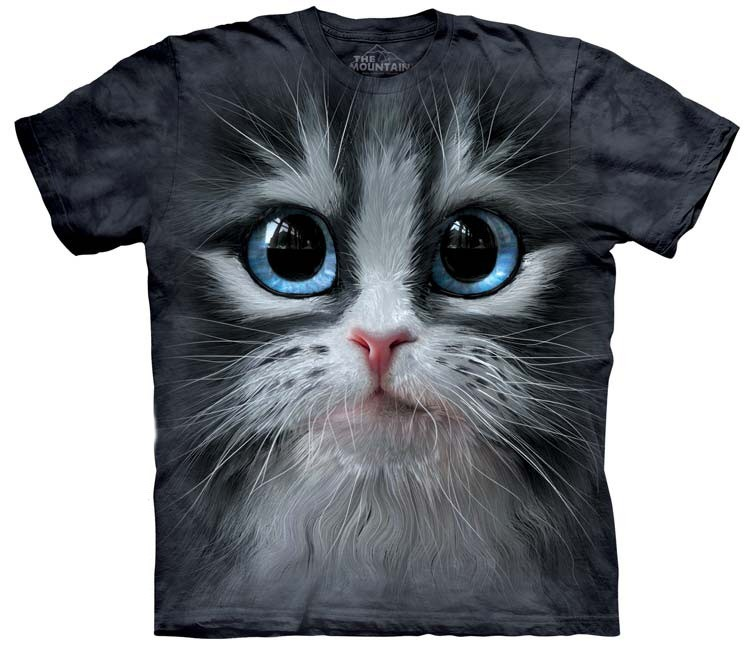 Cutie Pie Kitten Shirt