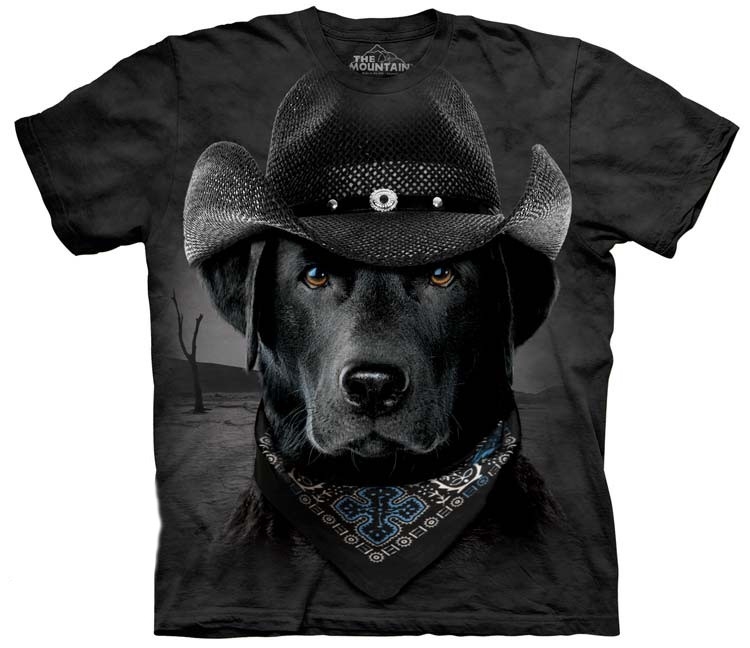 cowboy lab shirt