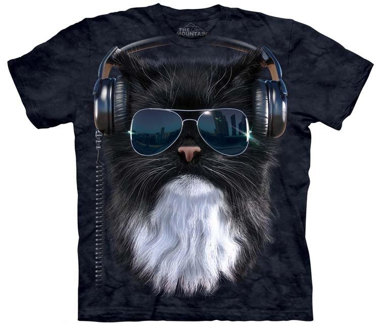 cool cat shirt