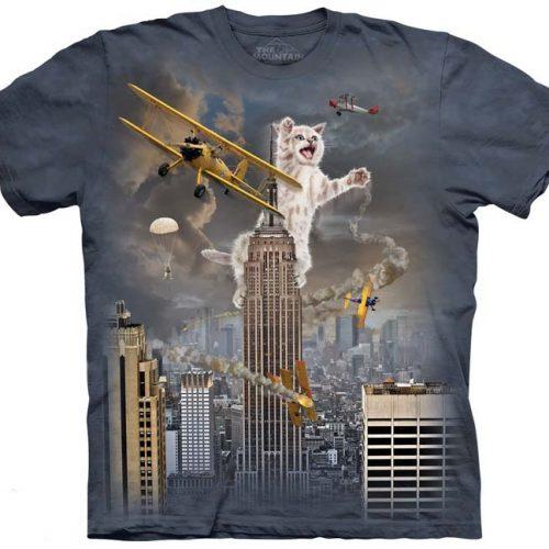 king kong kitten shirt