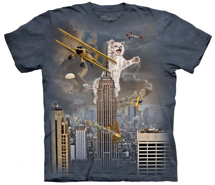 king kong kitten shirt