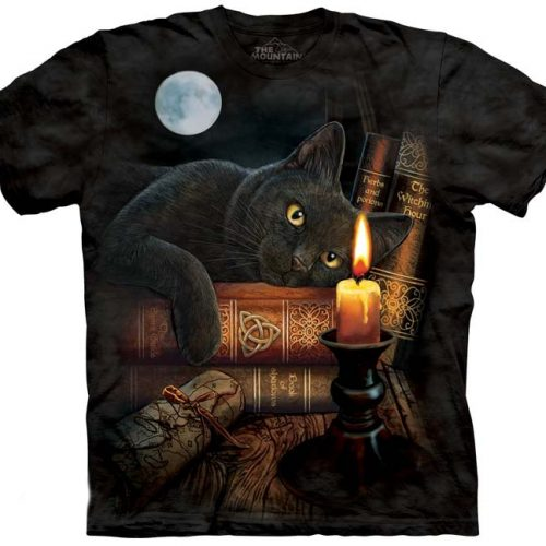 Witching Hour Cat Shirt