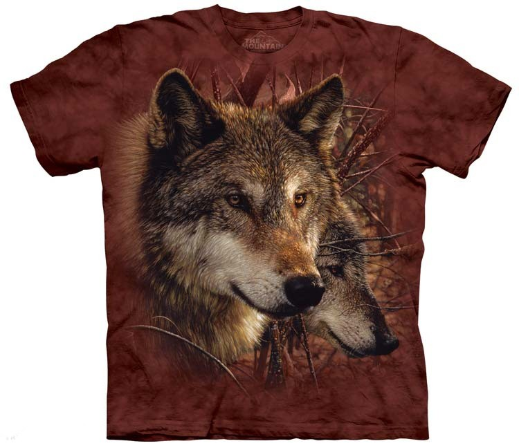 Forest Wolves Shirt