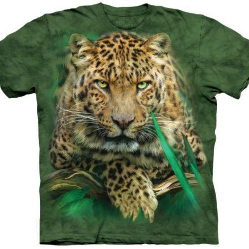 Majestic Leopard Shirt