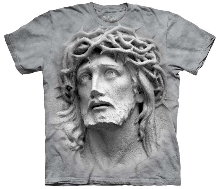 Crown of Thorns Jesus Christ Shirt