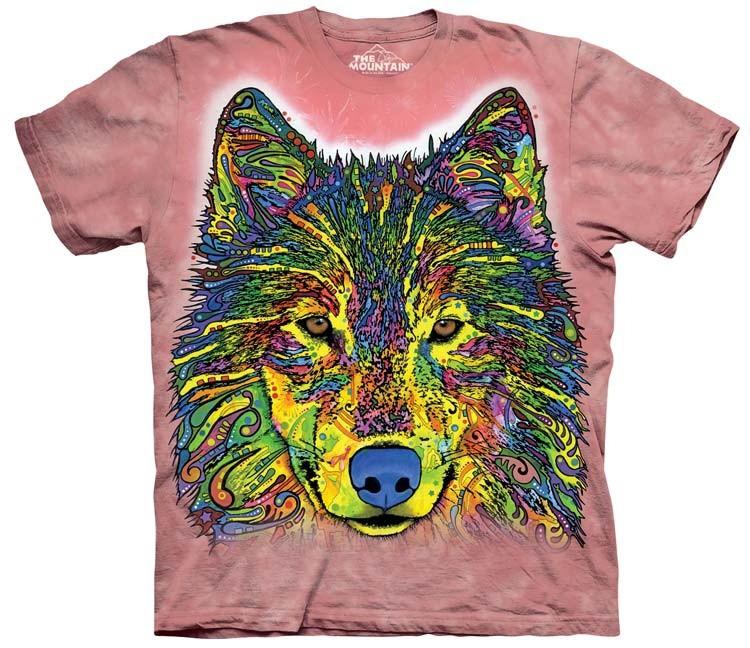 Russo Wolf Shirt