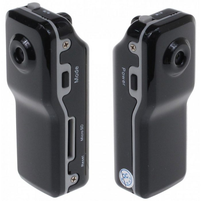 Mini Secret Hidden Video Camera Spy Cam