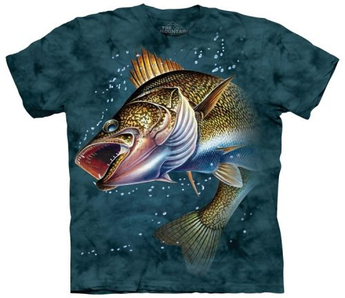 Walleye Fish Shirt