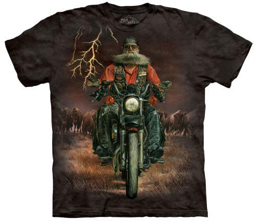 Buffalo Thunder Motorcycle Shirt