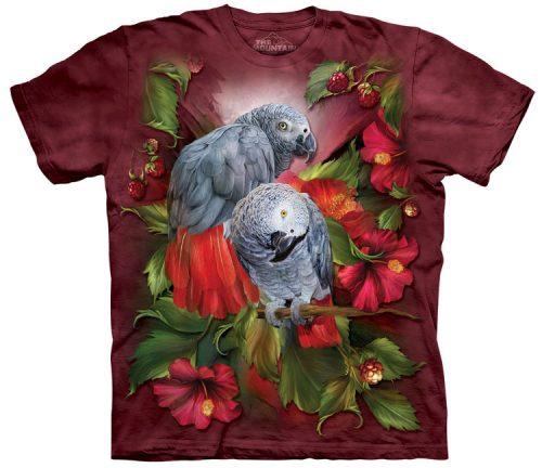African Gray Mates Shirt