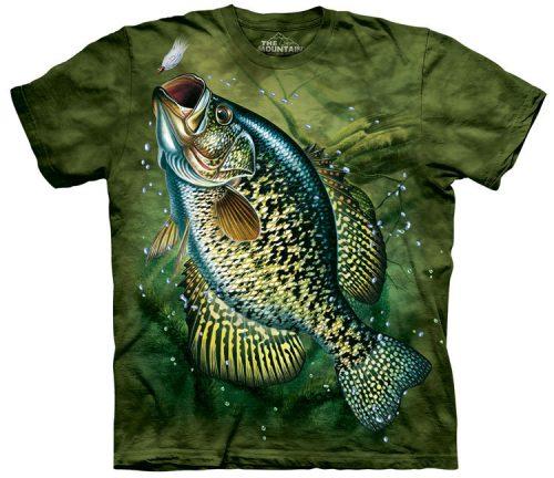Crappie Fish Shirt