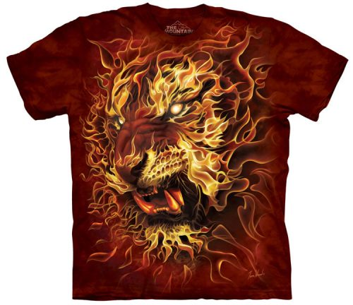 Fire Tiger Shirt
