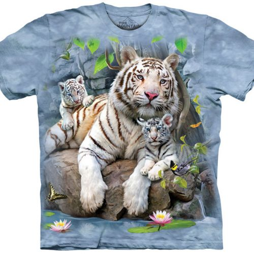 White Tigers of Bengal Shirt