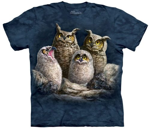 Owl Family Shirt