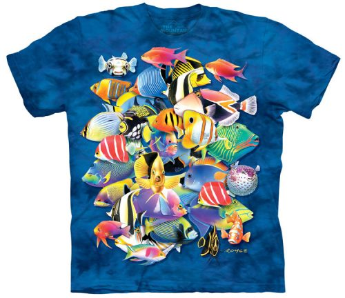 Tropical Fish Shirt