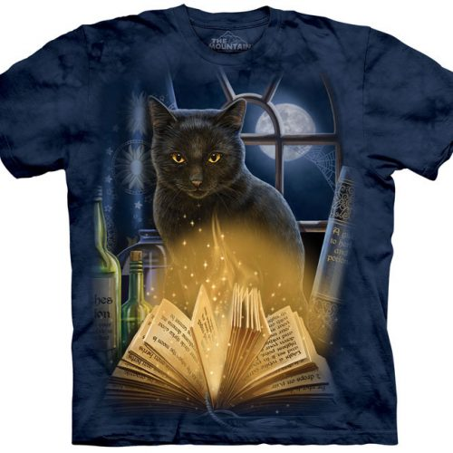 Bewitched Cat Shirt