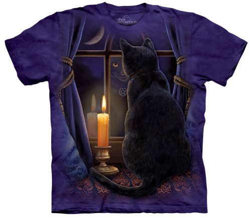 Midnight Cat Shirt