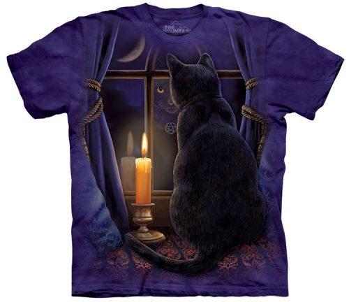 Midnight Cat Shirt