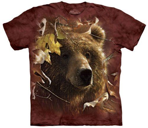 Legend of the Fall Bear Shirt