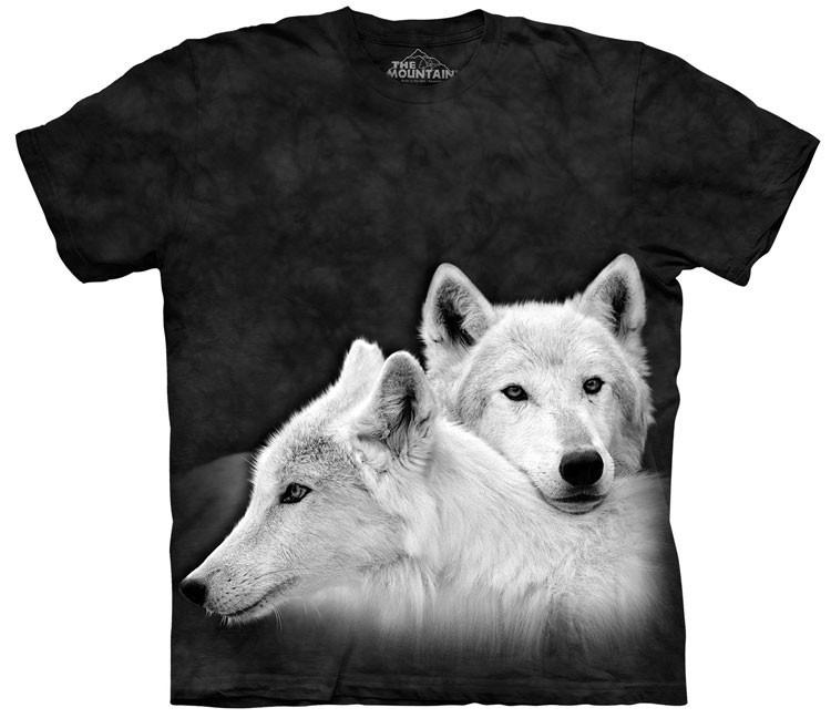 Siblings Wolf Shirt