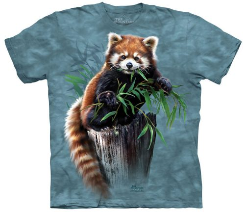 Bamboo Red Panda Shirt