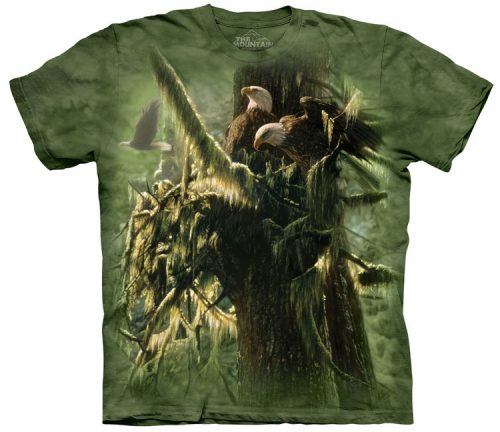 Enchanted Forest Eagle Shirt