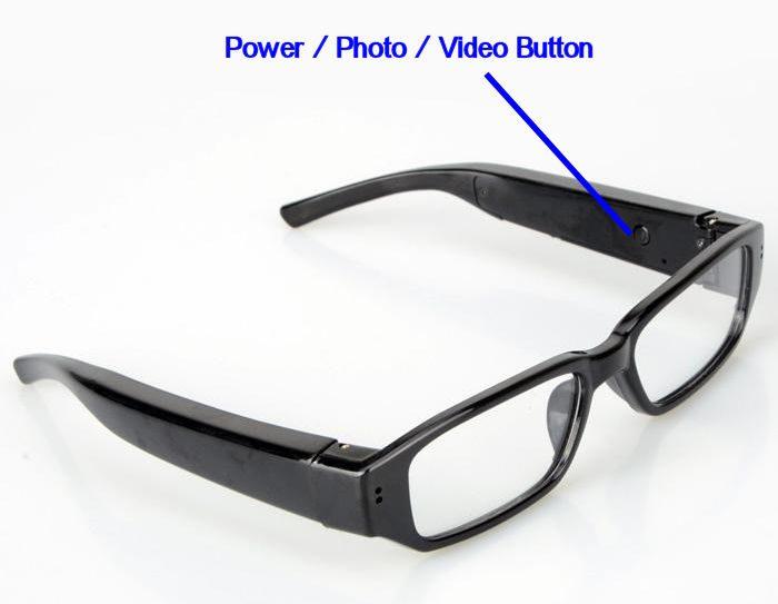 spy eyeglasses