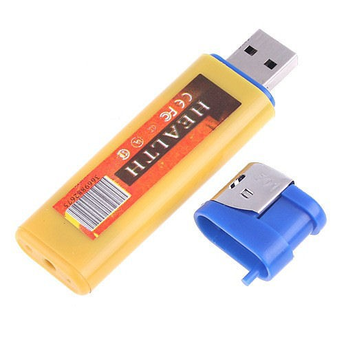 Cigarette Lighter DVR Spy Video Camera
