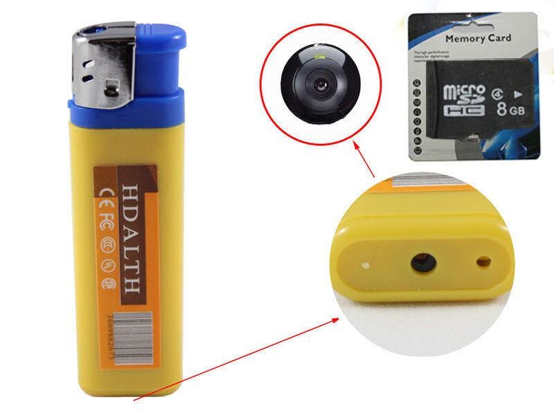 DVR Cigarette Lighter Video Camera