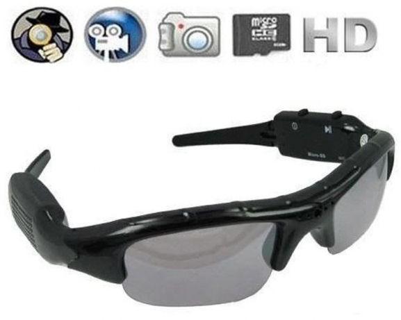 Video Camera Recorder Spy DVR Sunglasses
